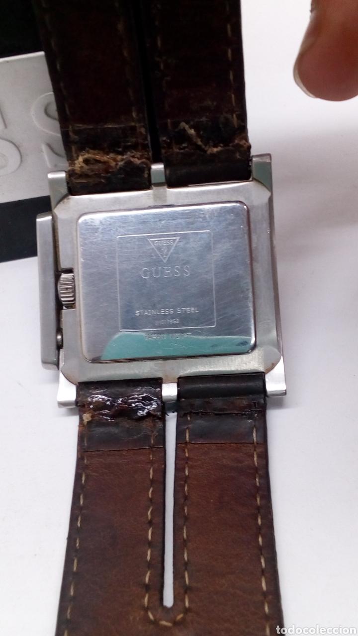 Relojes - Guess: Reloj Guess Quartz en su caja - Foto 5 - 152882650