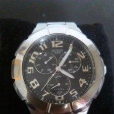 Relojes - Guess - reloj guess caballero cuarzo.exelente estado - 159145338