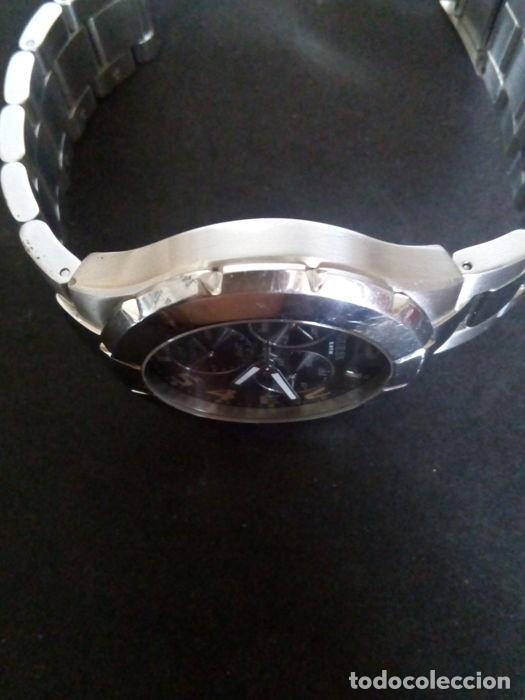 Relojes - Guess: reloj guess caballero cuarzo.exelente estado - Foto 11 - 159145338