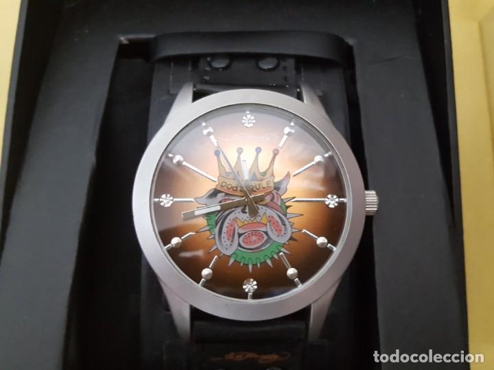 Relojes - Guess: EXTRAORDINARIO LOTE DE RELOJES Y OTROS GUESS, D&G, DIESEL, ARMANI, VANS, ED HARDY, ANTONI MORATO, - Foto 11 - 168773032