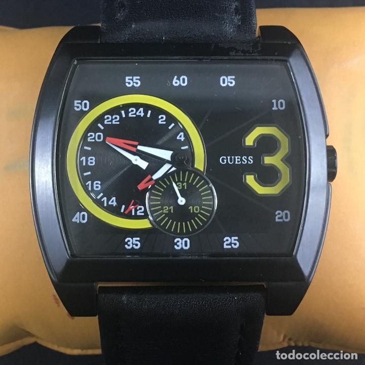 Relojes - Guess: RELOJ DE PULSERA-GUESS-PULSERA DE PIEL - Foto 2 - 169465304