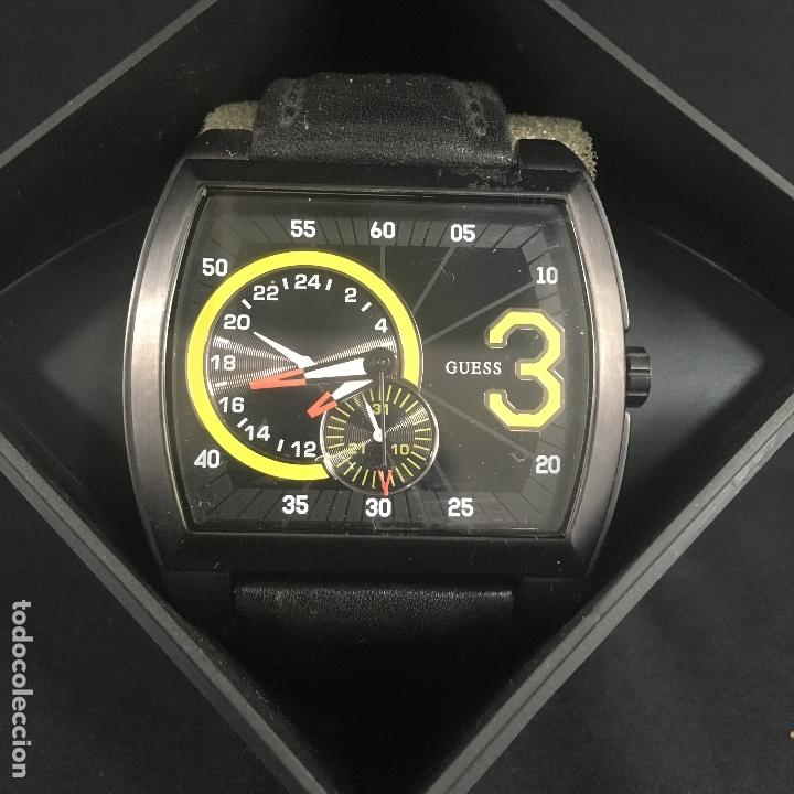 RELOJ DE PULSERA-GUESS-PULSERA DE PIEL (Relojes - Relojes Actuales - Guess)