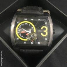 Relojes - Guess: RELOJ DE PULSERA-GUESS-PULSERA DE PIEL. Lote 169465304