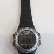 Relojes - Guess: RELOJ GUES DIGITAL ALARM CRONOGRAPH VINTAGE. Lote 173523429