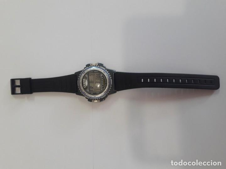 Relojes - Guess: reloj GUES DIGITAL ALARM CRONOGRAPH VINTAGE - Foto 2 - 180907751