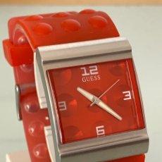 Relojes - Guess: RELOJ GUESS DE CHICA COMO NUEVO. Lote 183701065