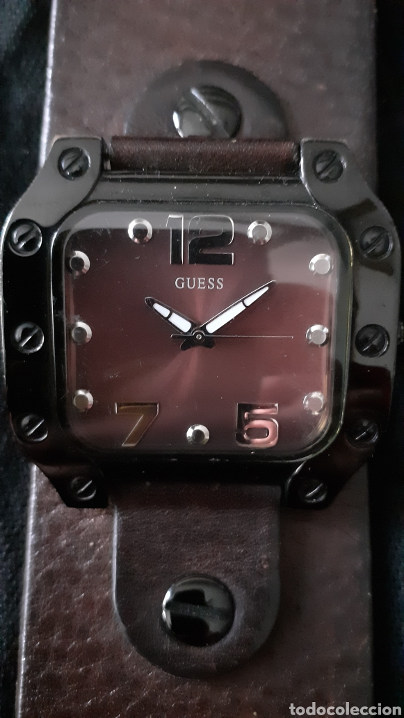 Relojes - Guess: RELOJ DE PULSERA. GUESS. ORIGINAL. AÑOS 90. - Foto 2 - 189806393