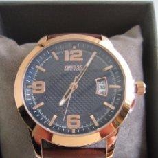 Relojes - Guess: RELOJ GUESS,COMO NUEVO ,DORADO AÑO 2.016. Lote 192727083