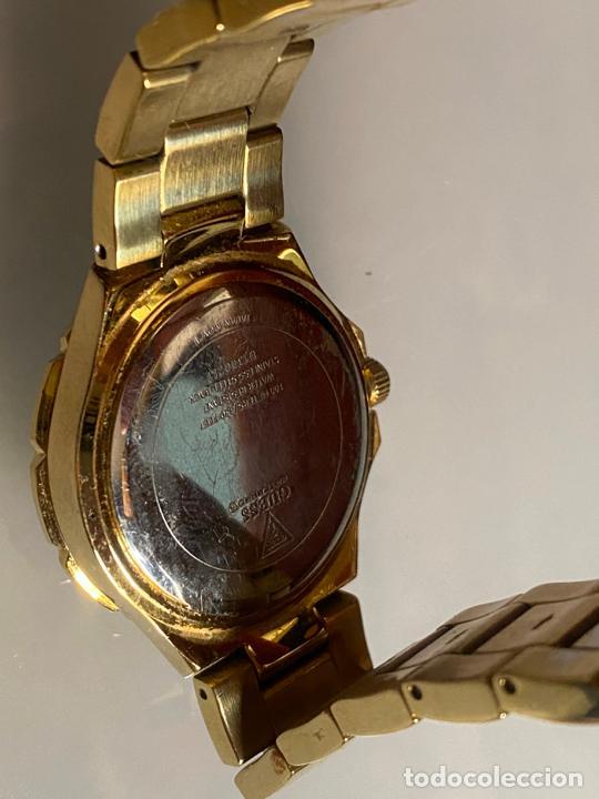Relojes - Guess: reloj guess , cuarzo , funcionando - Foto 2 - 212767826