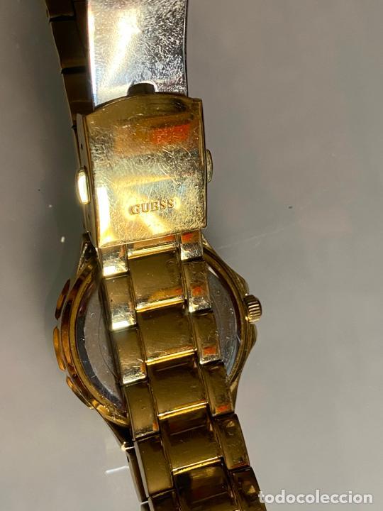 Relojes - Guess: reloj guess , cuarzo , funcionando - Foto 4 - 212767826