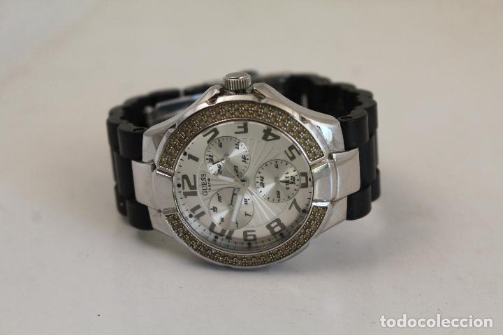 Relojes - Guess: Reloj De Colección Guess diamantes 5 ATM- - Foto 4 - 232776145