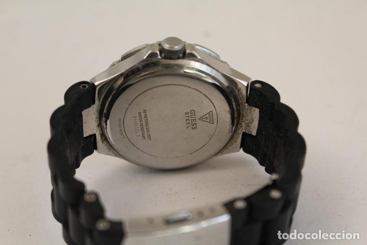 Relojes - Guess: Reloj De Colección Guess diamantes 5 ATM- - Foto 5 - 232776145