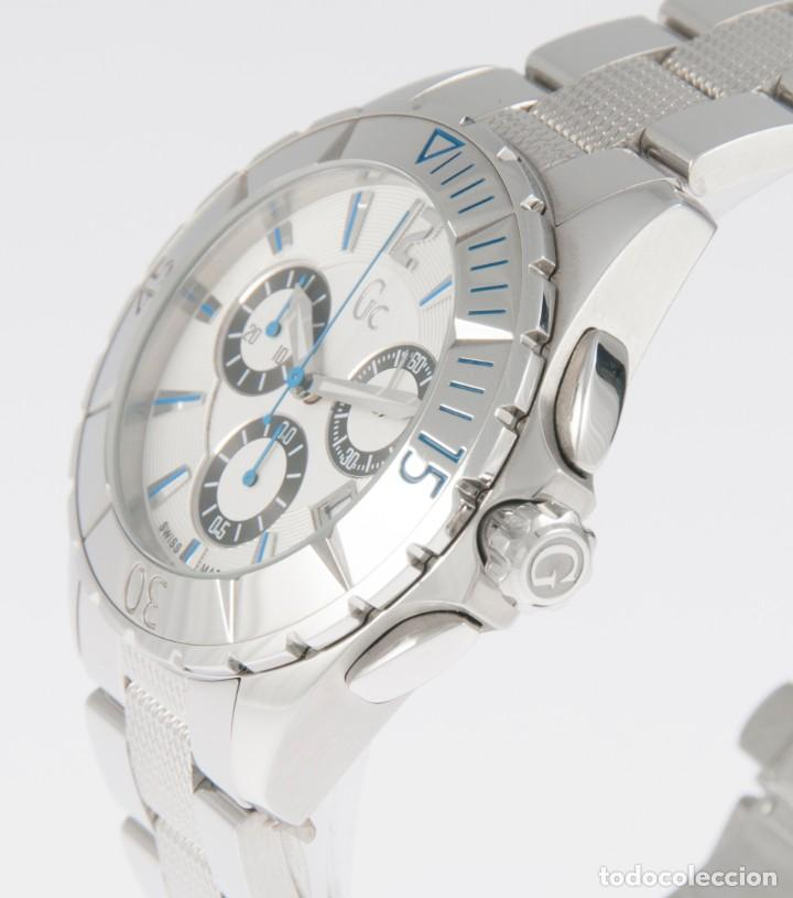 Relojes - Guess: Guess Collection Quartz Chronograph 39mm 41500M1 NOS (New Old Stock) - Foto 4 - 218589991