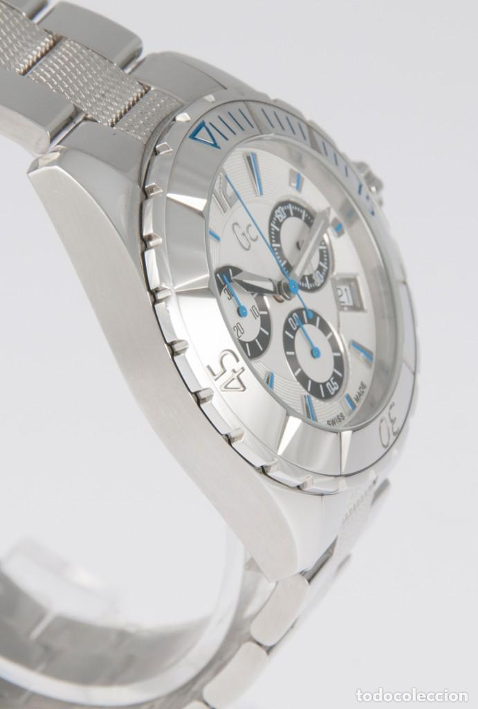 Relojes - Guess: Guess Collection Quartz Chronograph 39mm 41500M1 NOS (New Old Stock) - Foto 6 - 218589991