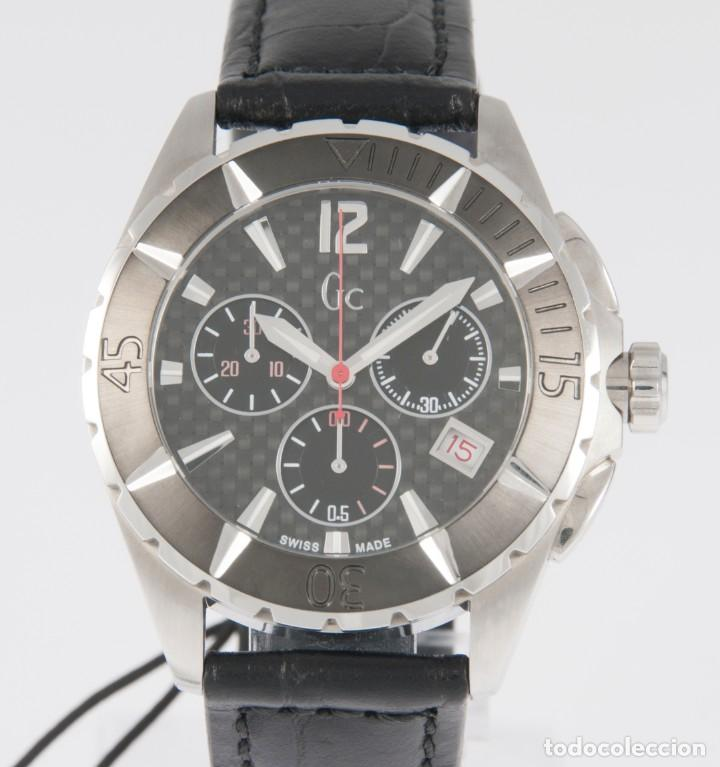 GUESS COLLECTION QUARTZ CHRONOGRAPH 39MM 30008M1 NOS (NEW OLD STOCK) (Relojes - Relojes Actuales - Guess)