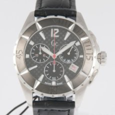 Relojes - Guess: GUESS COLLECTION QUARTZ CHRONOGRAPH 39MM 30008M1 NOS (NEW OLD STOCK). Lote 218590108