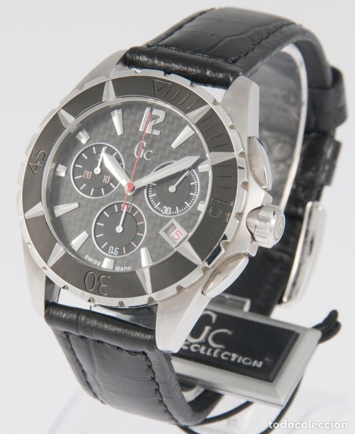 Relojes - Guess: Guess Collection Quartz Chronograph 39mm 30008M1 NOS (New Old Stock) - Foto 2 - 218590108