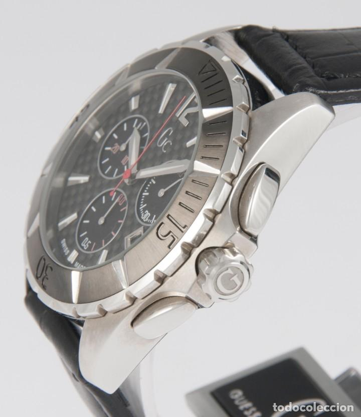 Relojes - Guess: Guess Collection Quartz Chronograph 39mm 30008M1 NOS (New Old Stock) - Foto 4 - 218590108