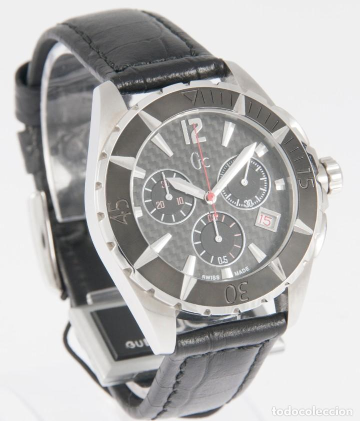 Relojes - Guess: Guess Collection Quartz Chronograph 39mm 30008M1 NOS (New Old Stock) - Foto 5 - 218590108