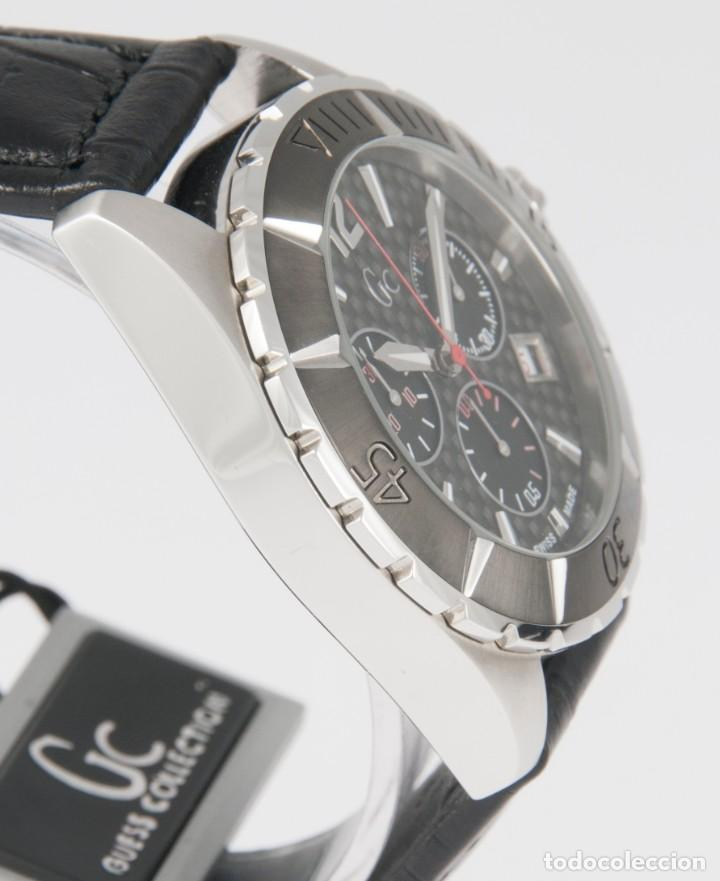 Relojes - Guess: Guess Collection Quartz Chronograph 39mm 30008M1 NOS (New Old Stock) - Foto 6 - 218590108