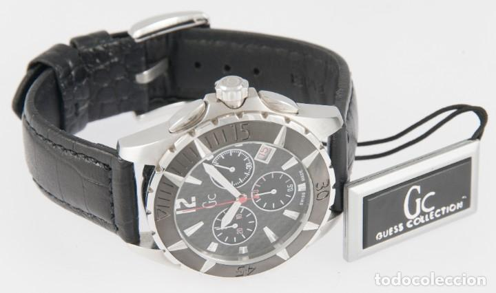 Relojes - Guess: Guess Collection Quartz Chronograph 39mm 30008M1 NOS (New Old Stock) - Foto 7 - 218590108