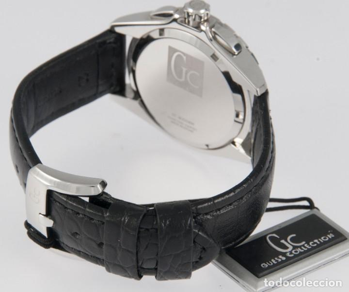 Relojes - Guess: Guess Collection Quartz Chronograph 39mm 30008M1 NOS (New Old Stock) - Foto 8 - 218590108