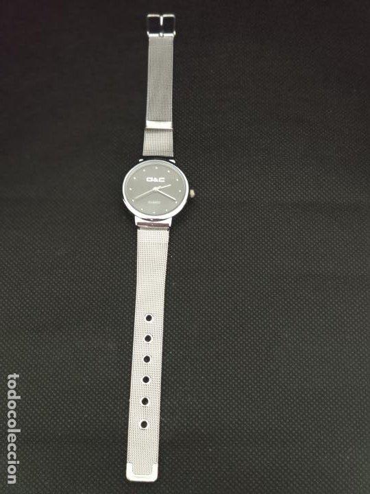 PRECIOSO RELOJ G & C, GUESS, FUNCIONA PERFECTAMENTE.DE SEÑORA. (Relojes - Relojes Actuales - Guess)