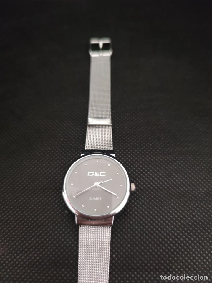 Relojes - Guess: PRECIOSO RELOJ G & C, GUESS, FUNCIONA PERFECTAMENTE.DE SEÑORA. - Foto 2 - 229171735