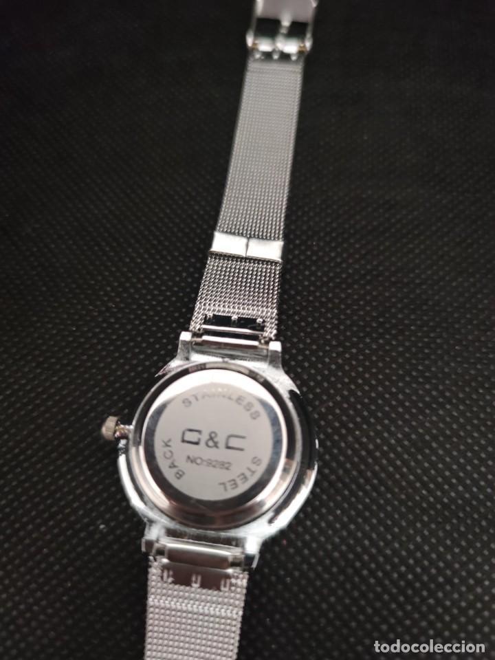 Relojes - Guess: PRECIOSO RELOJ G & C, GUESS, FUNCIONA PERFECTAMENTE.DE SEÑORA. - Foto 7 - 229171735