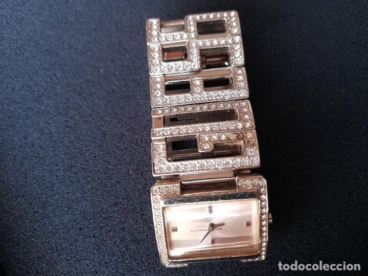 Relojes - Guess: RELOJ GUESS PULSERA ORIGINAL, POCO USO - Foto 5 - 231064840