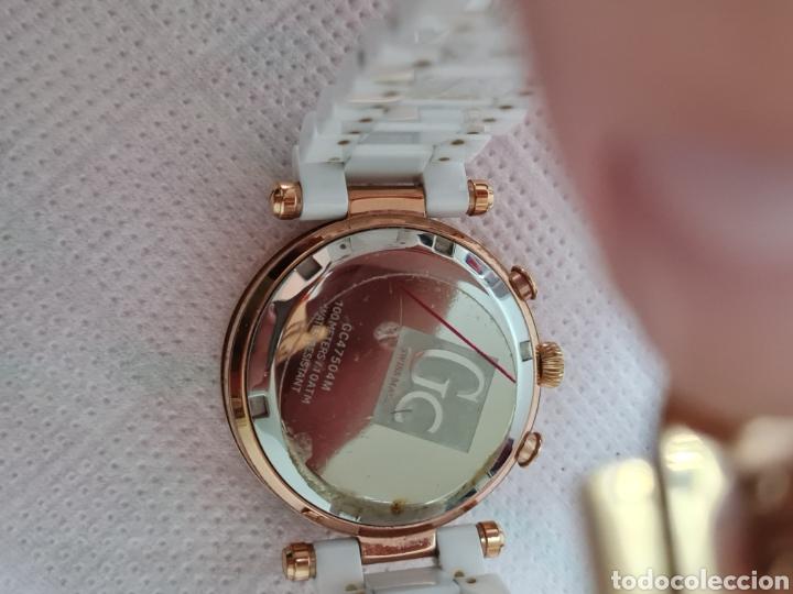 Relojes - Guess: RELOJ DE MUJER GUESS BLANCO DE NACAR - Foto 2 - 236729985