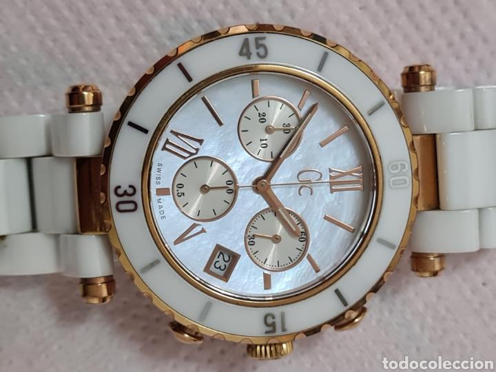 Relojes - Guess: RELOJ DE MUJER GUESS BLANCO DE NACAR - Foto 5 - 236729985