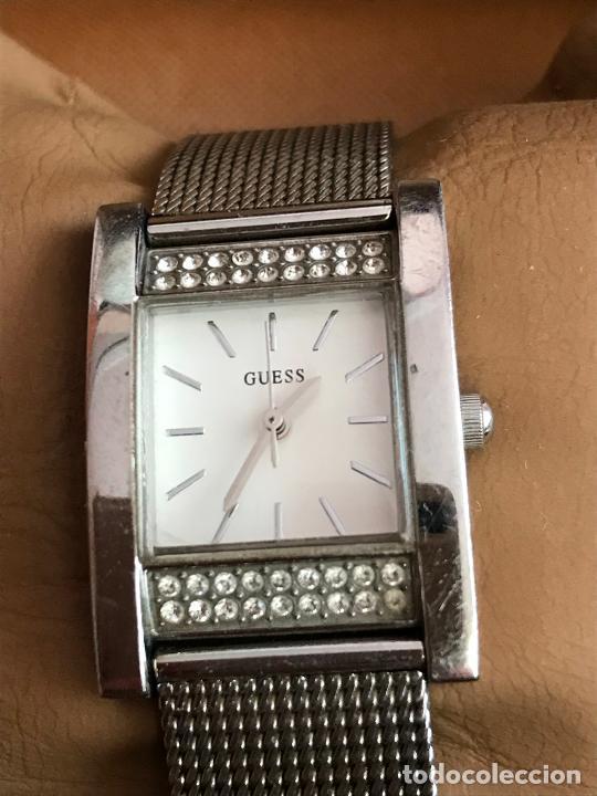 Relojes - Guess: precioso reloj MUJER marca GUESS, EN SU ESTUCHE ORIGINAL - Foto 3 - 240809310