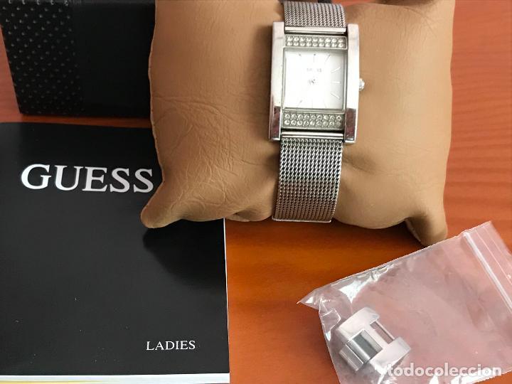 Relojes - Guess: precioso reloj MUJER marca GUESS, EN SU ESTUCHE ORIGINAL - Foto 4 - 240809310