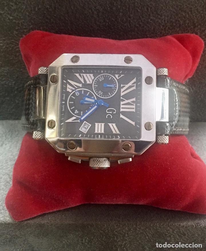 Relojes - Guess: RELOJ GC - COLECCIÓN GUESS GC-2 CHRONO A50006G2 - Foto 2 - 243801000