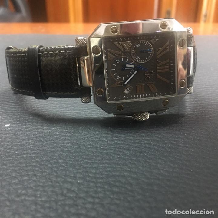 Relojes - Guess: RELOJ GC - COLECCIÓN GUESS GC-2 CHRONO A50006G2 - Foto 4 - 243801000