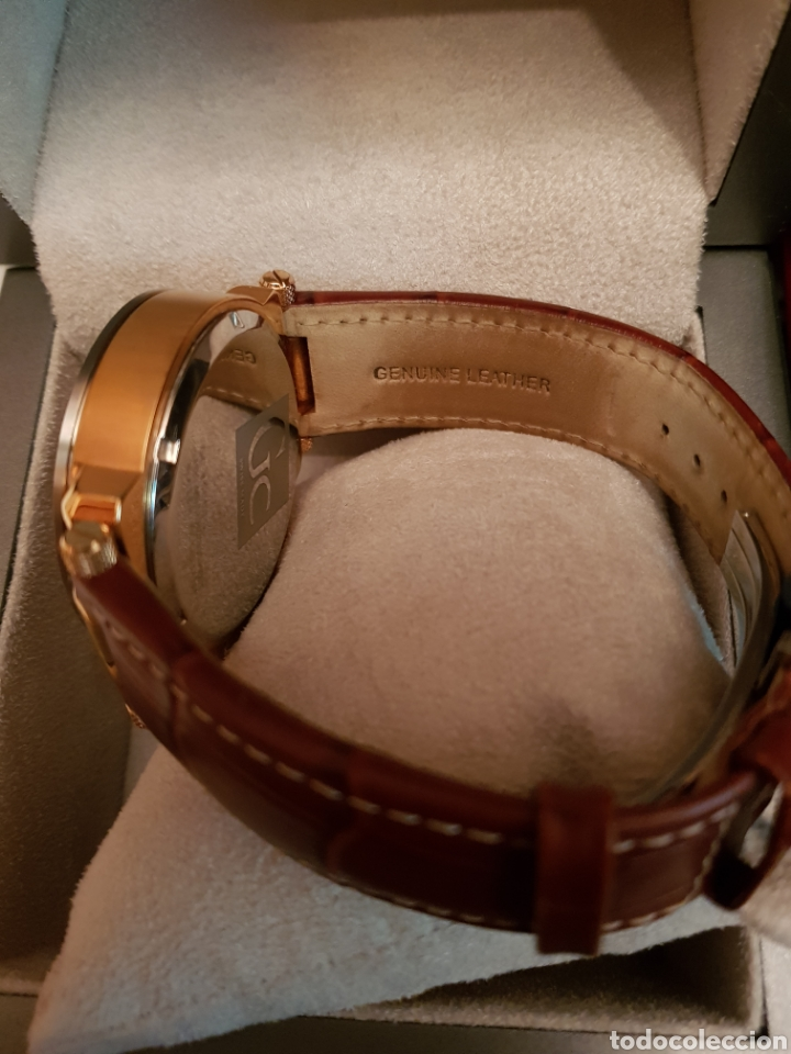 Relojes - Guess: BONITO RELOJ CABALLERO MARCA G.C - Foto 5 - 247141490