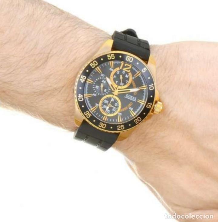 Relojes - Guess: GUESS RELOJ w0798G3, RESISTENTE AL AGUA NUEVO - Foto 2 - 251466190