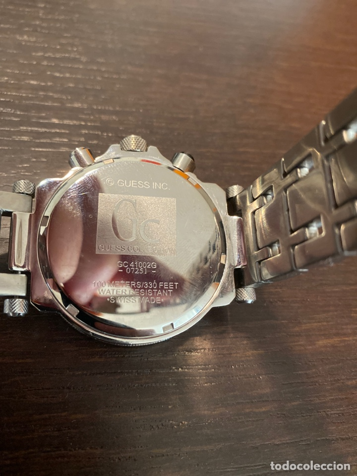 Relojes - Guess: Gc Guess collection - Foto 5 - 255547785