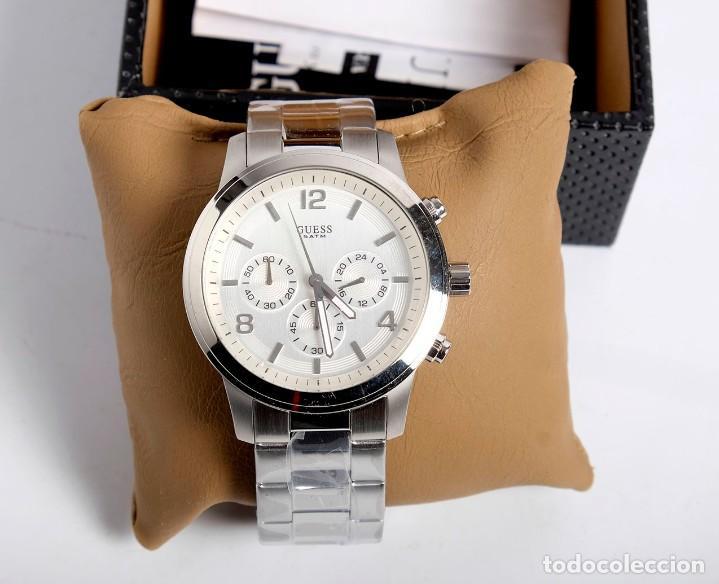 RELOJ DE HOMBRE GUESS MODELO W12605L1 SPECTRUM. NUEVO, SIN SACAR DE LA CAJA (Relojes - Relojes Actuales - Guess)