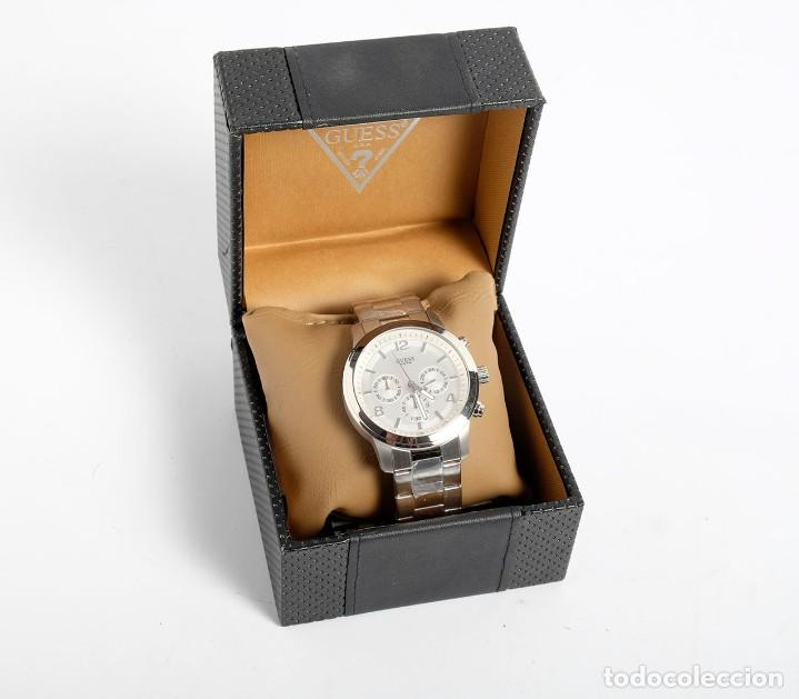 Relojes - Guess: Reloj de hombre GUESS modelo W12605L1 SPECTRUM. Nuevo, sin sacar de la caja - Foto 2 - 256079785
