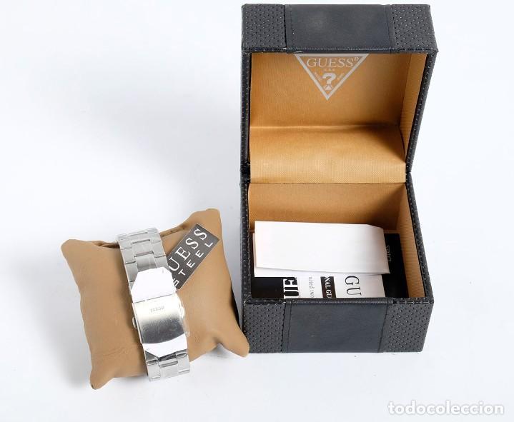 Relojes - Guess: Reloj de hombre GUESS modelo W12605L1 SPECTRUM. Nuevo, sin sacar de la caja - Foto 4 - 256079785