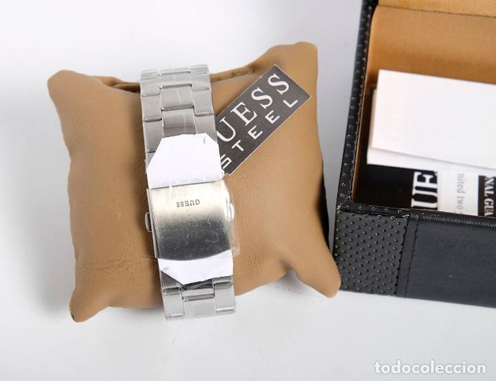 Relojes - Guess: Reloj de hombre GUESS modelo W12605L1 SPECTRUM. Nuevo, sin sacar de la caja - Foto 5 - 256079785