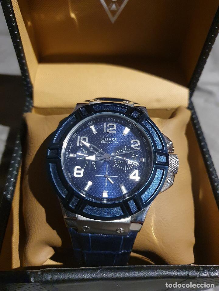 RELOJ - GUESS W0040G7 (Relojes - Relojes Actuales - Guess)