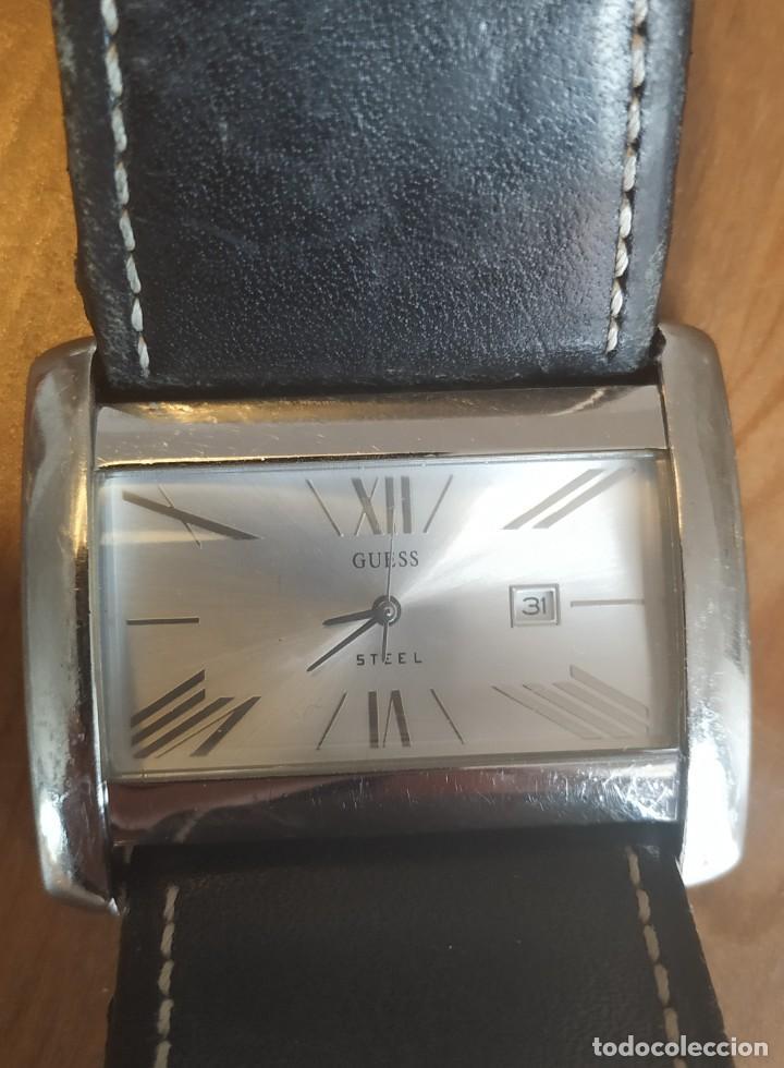 RELOJ GUESS ACERO (Relojes - Relojes Actuales - Guess)