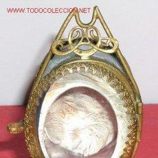 Herramientas de relojes: EXPOSITOR DE RELOJ DE BOLSILLO ANTIGUO. Lote 35610200