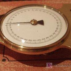Herramientas de relojes: EXCEPCIONAL CALIBRE DE DIAL DE RELOJERO EN MEDIDAS IMPERIALES. Lote 26364477