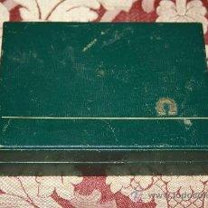 Herramientas de relojes: CAJA DE RELOJ OMEGA - FABRICADA POR LOEWE - AÑOS 40. Lote 95424586