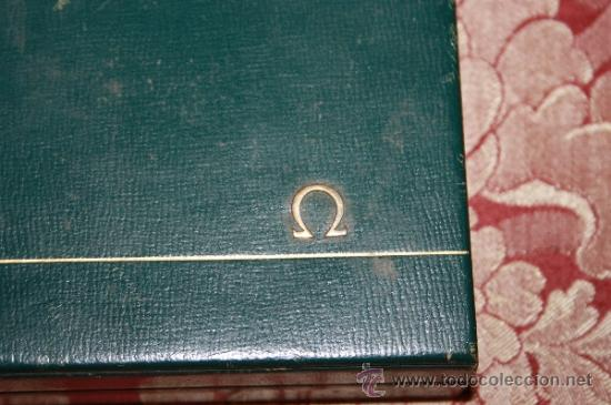 Herramientas de relojes: CAJA DE RELOJ OMEGA - FABRICADA POR LOEWE - AÑOS 40 - Foto 2 - 95424586