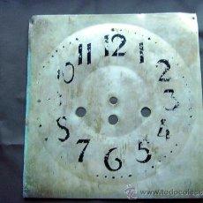 Herramientas de relojes: ESFERA DE RELOJ DE PARED. Lote 38595726